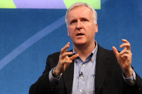 James Cameron Avatar James Cameron Criticizes Post Production 3D & Talks Glasses Free 3D