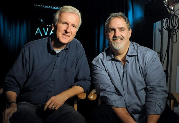 James Cameron Jon Landau James Cameron Talks Avatar Sequels, Cleopatra And More [UPDATED]