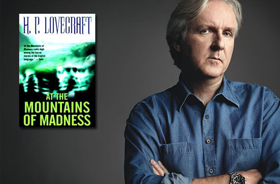 James Cameron talks At the Mountains of Madness James Cameron Talks At the Mountains of Madness Adaptation