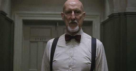 James Cromwell American Horror Story Asylum Tricks and Treats American Horror Story: Asylum Episode 2: Tricks and Treats Recap