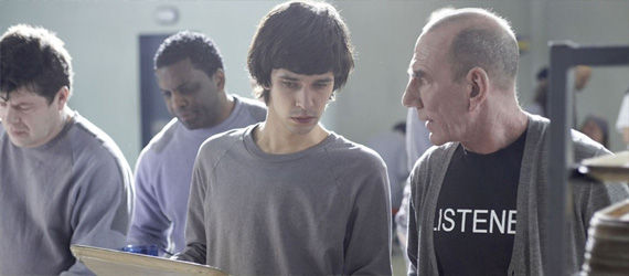 James Gandolfini star in US Criminal Justice Ben Whishaw James Gandolfini star in US Criminal Justice   Ben Whishaw