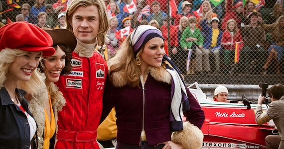 James Hunt Niki Lauda Rush Weekend Box Office Wrap Up: September 29, 2013