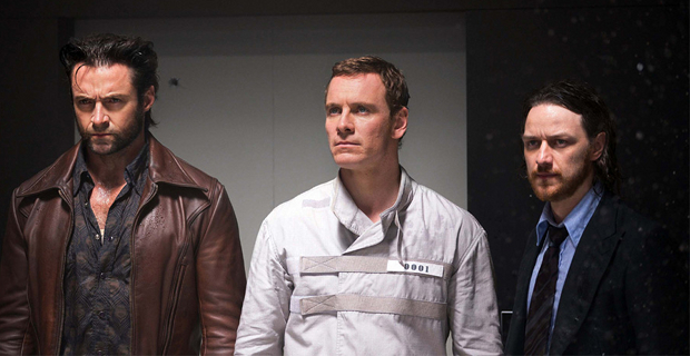 James McAvoy Michael Fassbender and Hugh Jackman in X Men Days of Future Past Weekend Box Office Wrap Up: May 25th, 2014