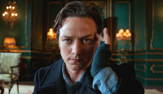 James McAvoy X Men First Class History James McAvoy Speaks Openly on X Men: First Class Story