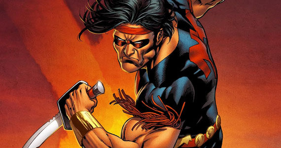 James Proudstar X Men Comics Warpath Bishop & Warpath Confirmed For X Men: Days of Future Past