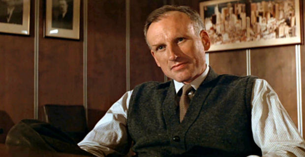 James Rebhorn in Basic Instinct Homeland Actor James Rebhorn Passes Away at 65