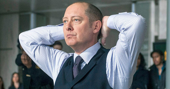 James Spader The Blacklist Arrested NBC Earns $2.5 Billion in Upfront Ad Buys   Is the Peacock Back on Top?