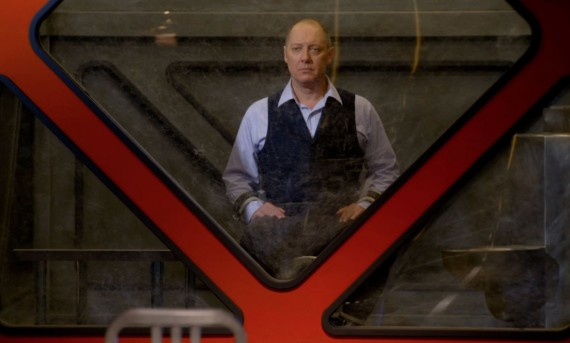James Spader The Blacklist Cell 570x343 James Spader Officially Cast as Ultron in The Avengers 2