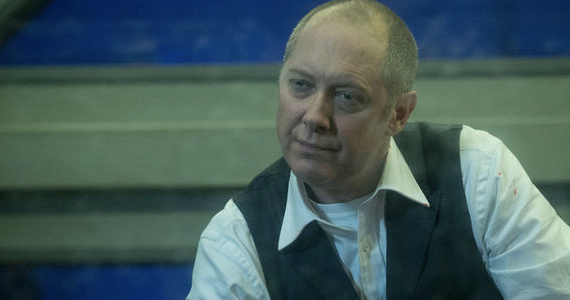 James Spader in The Blacklist Season 1 Epiosde 10 The Blacklist Mid Season Finale Review