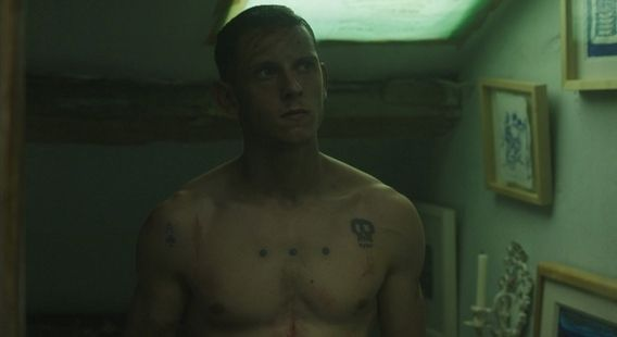 Jamie Bell in Retreat Retreat Review