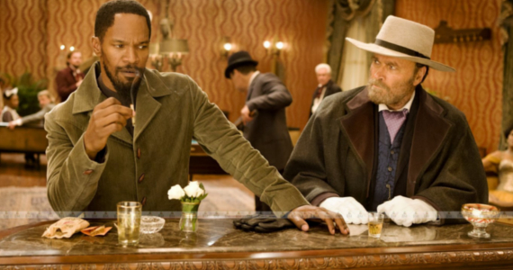 Jamie Foxx Franco Nero Django Unchained Tarantinos New Western Called Hateful Eight; May Start Filming This Summer