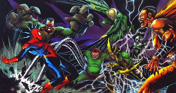 Jamie Foxx Teases Sinister Six for Amazing Spider Man Jamie Foxx Confirms Sinister Six Talk for Amazing Spider Man Franchise