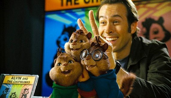Jason Lee starring in Alvin and the Chipmunks 3 Screen Rants (Massive) 2011 Movie Preview