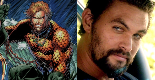 It's Official: Jason Momoa is 'Aquaman'; Solo Movie Coming ...