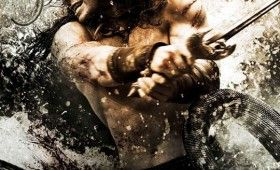 Jason Momoa as Conan the Barbarian 280x170 New Battle Happy Conan the Barbarian Character Posters