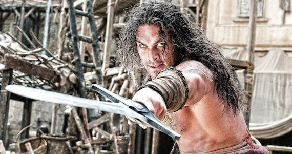 Jason Momoa as Conan the Barbarian1 Conan the Barbarian Review