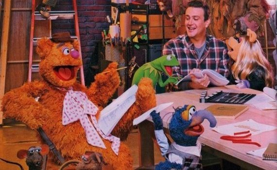 Jason Segel in the new Muppet Movie Screen Rants (Massive) 2011 Movie Preview