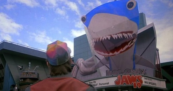 Jaws 3D Back to the Future 5 Biggest Misconceptions About 3D