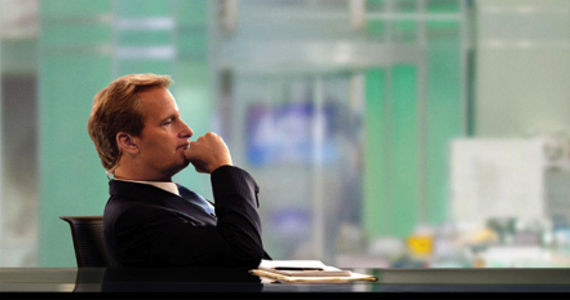 Jeff Daniels The Newsroom HBO1 HBO Renews The Newsroom for Season 3