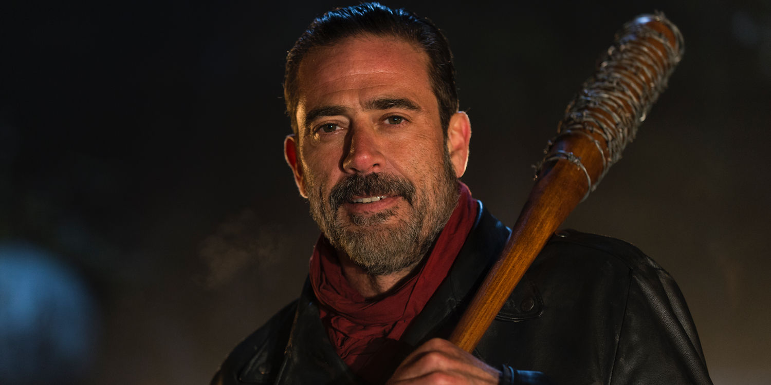 Walking Dead Executive Producer Doesn T Know Who Negan Kills