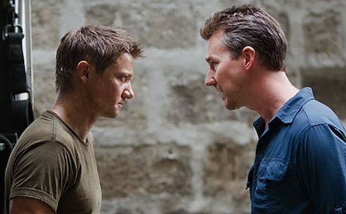 Jeremy Renner Edward Norton Bourne Legacy The Bourne Legacy Review