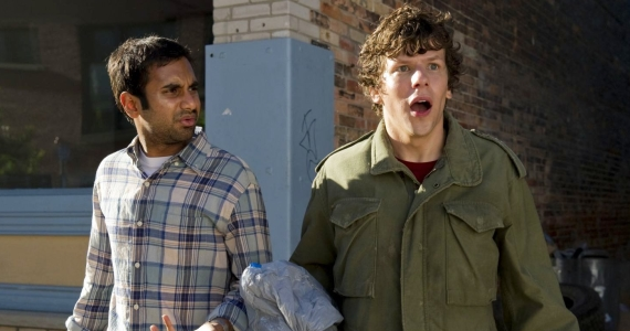 Jesse Eisenberg Aziz Ansari Jesse Eisenberg As Lex Luthor: Why It Could Work