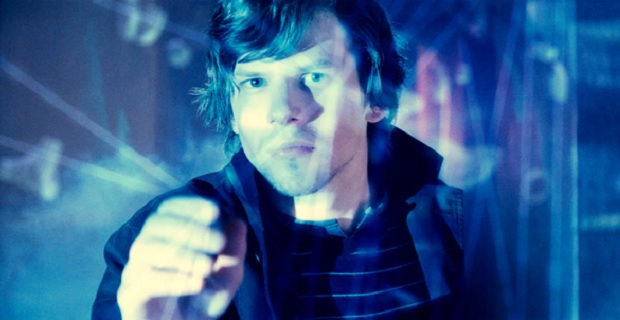 'Now You See Me 2′ Image: Jesse Eisenberg Bald for Lex ...