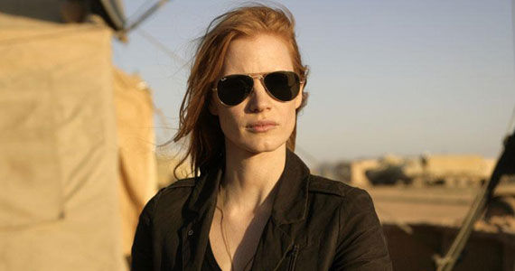 Jessica Chastain in Talks for Christopher Nolan's Sci-Fi ...