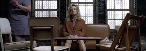Jessica Lange in American Horror Story Asylum Madness Ends American Horror Story Season 3 Details Revealed