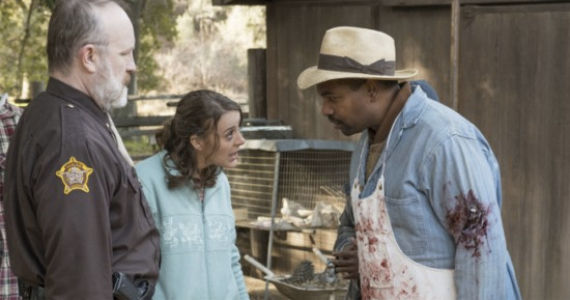 Jim Beaver Abby Miller and Mykelti Williamson in Justified Get Drew Justified Season 4, Episode 10 Review – There is No Plan C
