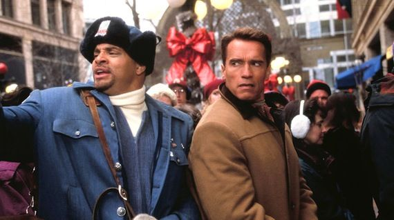 Jingle All The Way 11 Movies Ebenezer Scrooge Watches On Christmas