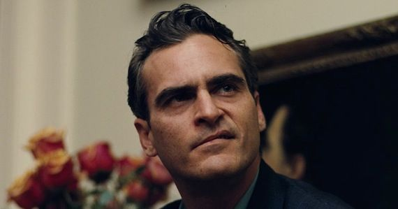 Joaquin Phoenix in The Master Joaquin Phoenix is Reuniting with P.T. Anderson for Inherent Vice