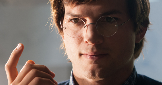Jobs Movie Trailer Ashton Kutcher as Steve Jobs Jobs Trailer: Ashton Kutcher Invents Apple Computers