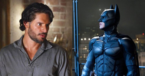 Joe Manganiello Man of Steel Batman Reboot True Bloods Joe Manganiello Talks Man of Steel & Batman Reboot