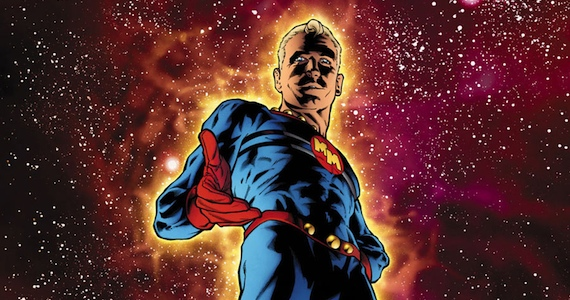 Joe Quesada Marvelman NYCC: Marvel to Reprint Alan Moore & Neil Gaimans Miracleman; Gaiman to Finish Decades Old Story