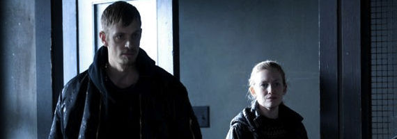 Joel Kinnaman Mireille Enos The Killing AMC The Killing Season 3 May Be On Another Network