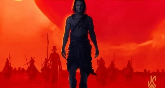 John Carter Trailer Disney John Carter Trailer Offers More Martians