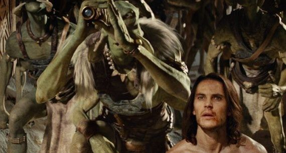 John Carter fails to top the box office 570x306 Weekend Box Office Wrap Up: March 11th, 2012