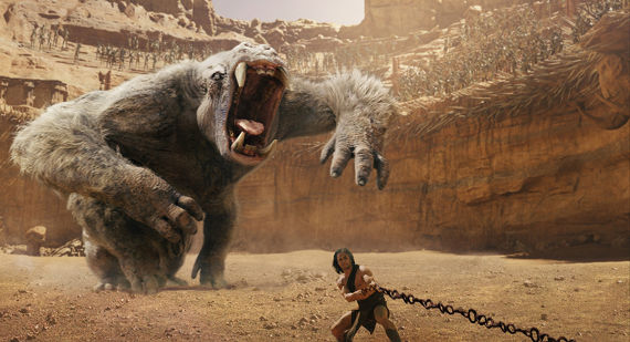 John Carter vs. White Ape Lucas and Spielberg Predict Big Changes to the Film Industry