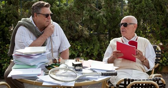 John Goodman and Alan Arkin in Argo Argo Review