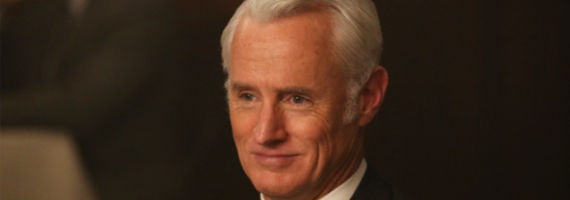 John Slattery in Mad Men Favors Mad Men Season 6, Episode 11 Review – Like a Rat in a Trap