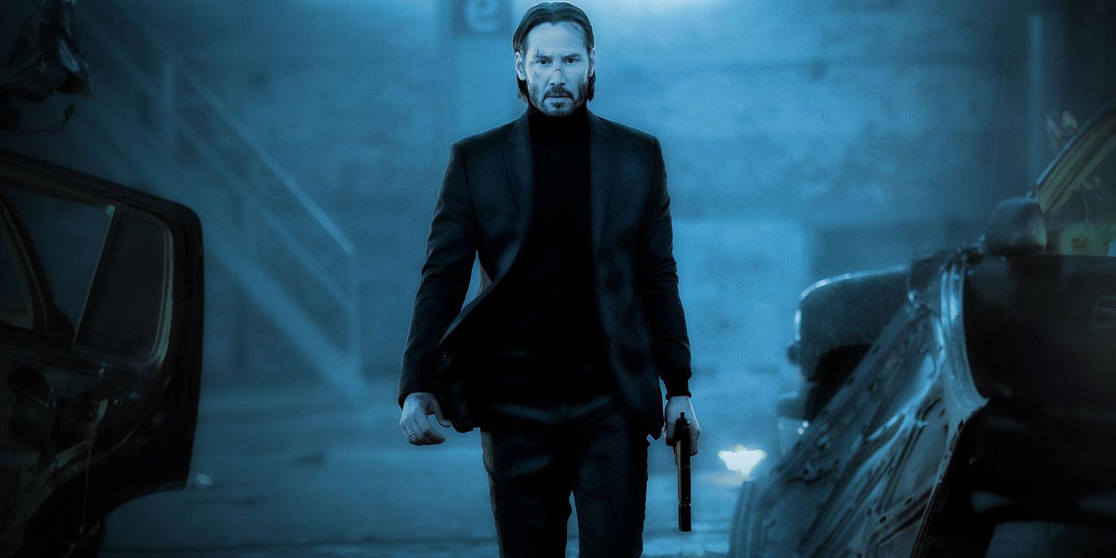 John Wick John Wick 2 Keanu Reeves Offers Story Details