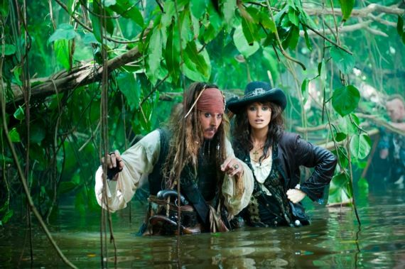 Johnny Depp and Penelope Cruz Director Rob Marshall Talks Pirates Of The Caribbean 4