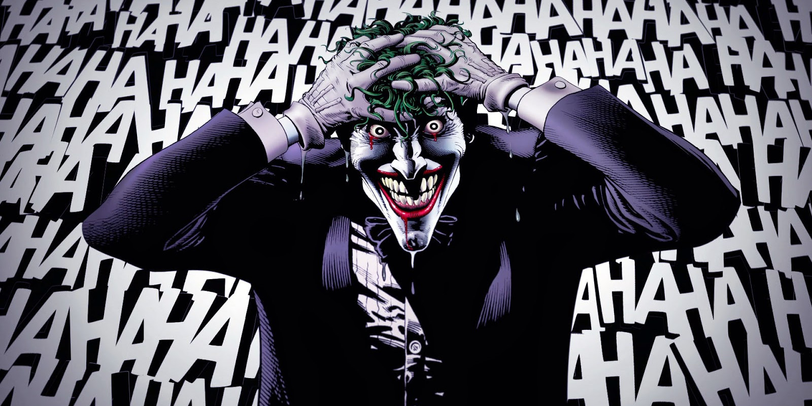 Image result for joker laughing