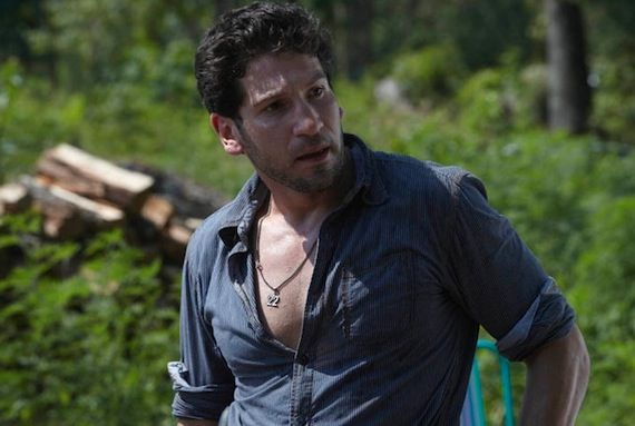 Jon Bernthal Walking Dead C2E2 panel C2E2: The Walking Dead Panel Offers Tasty Season 2 Details