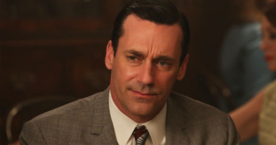 Jon Hamm in Mad Men Favors Mad Men Season 6, Episode 11 Review – Like a Rat in a Trap