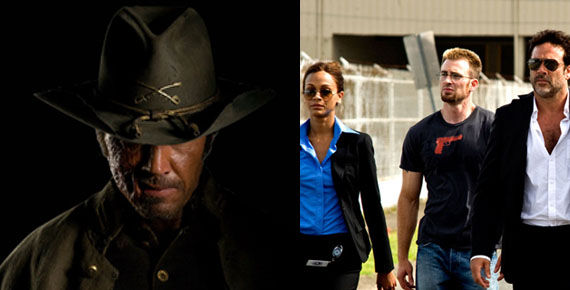 Jonah Hex The Losers header First Official Pics From Jonah Hex & The Losers