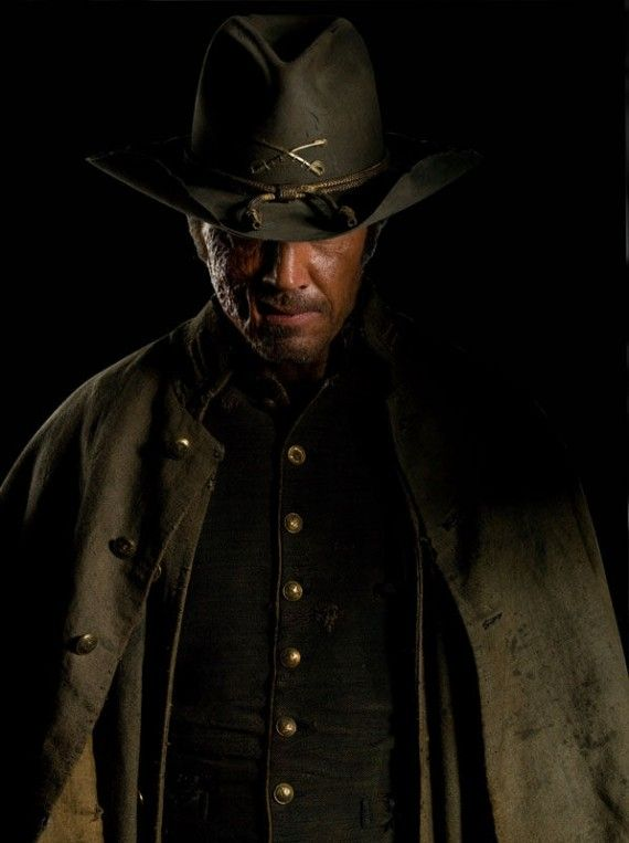 Jonah Hex image 570x763 First Official Pics From Jonah Hex & The Losers