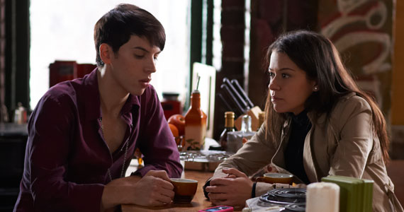 Jordan Gavaris Tatiana Maslany Orphan Black Why You Need To Watch BBC Americas Orphan Black