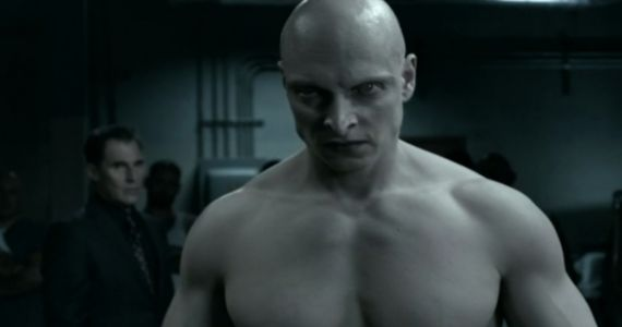 Joseph Gatt as the Albino in Banshee Game of Thrones Season 4: Joseph Gatt Cast as Styr, Magnar of Thenn
